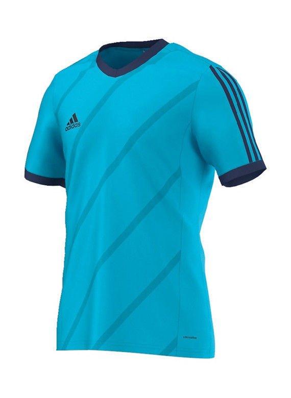 1dcff151cfcbf2 adidas Koszulka Piłkarska Tabela 14 F50276 Lazurowy | SPORTY \ Piłka ...