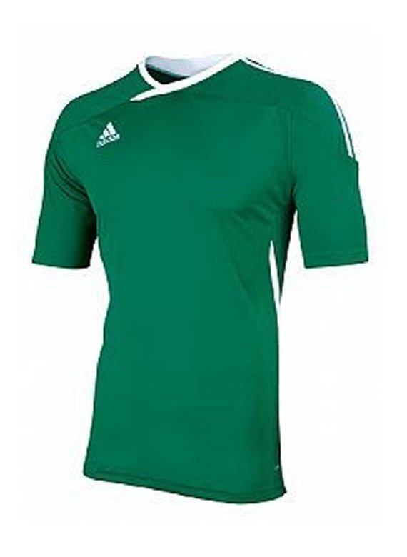 Koszulka TIRO 11 JSY adidas (zielona) | SPORTY  Piłka nożna