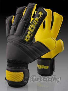 Regio goalkeeper gloves EAGLE YELLOW MEGA GRIP