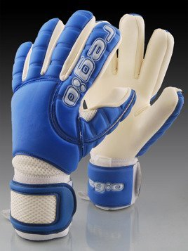 Rękawice Regio GIGA GRIP NEGATIVE BLUE/WHITE