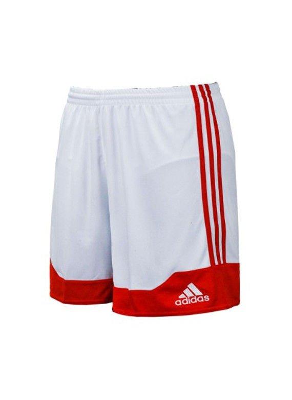 ee0f3f5a2 Spodenki adiTEAM 12 SHOWY adidas biało-czerwone | SPORTY \ Piłka ...
